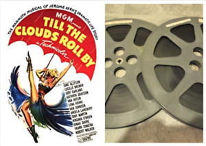 super 8mm feature film till the clouds