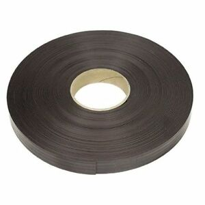 Zoro Select 10e824 Magnetic Strip 100 Ft L 1 In W