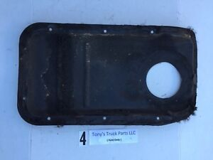 1967 1979 Ford Truck 4 Speed Floor Pan Removable Cover