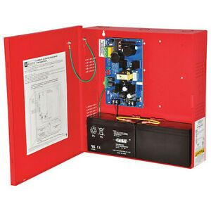 Power Supply 12vdc Or 24vdc 2 5a Red