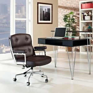 Remix Office Chair In Brown