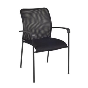 Mario Black Stack Chair Free Shipping