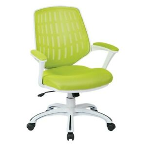 Calvin Green Mesh Office Chair