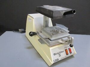 Buffalo Sta vac Ii Dental Lab Vacuum Former For Mouth Guard Thermoforming