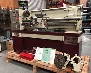 Acer 13 X 40 G Engine Lathe With Sony Digital Readout