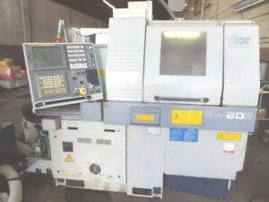 Star Cnc Swiss Model Sr20 r New 1999 will Ship Item At Your Expense