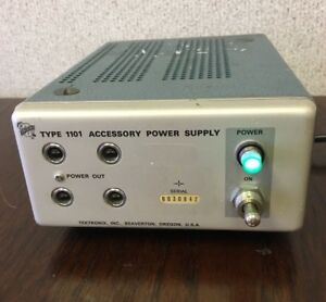 Tektronix Type 1101 Probe Power Supply