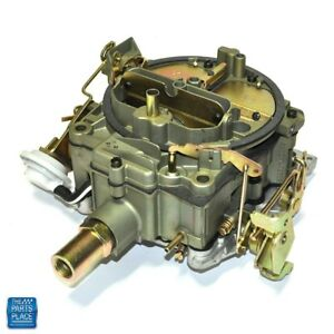 1969 Cutlass 442 remanufactured Carburetor 400 455 Std Models Auto Trans 7029251