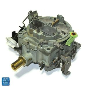 1969 Cutlass remanufactured Carburetor 350 Cast 7029250 Core Charge 150