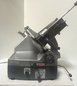 Hobart 2912 Automatic 6 speed 12 Meat Cheese Deli Slicer Nsf