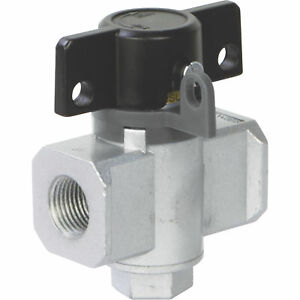 Klutch Safety Lockout Valve 3 8in Npt 145 Psi