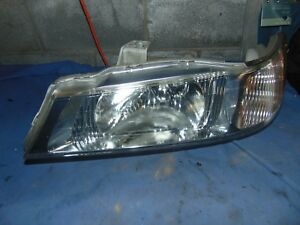 1999 2000 2001 2002 2003 2004 Honda Odyssey Oem Left Head Light Lamp Driver