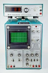 Bell Howell Schools Oscilloscope Multimeter