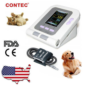 Usa Digital Blood Pressure Monitor For Cats Dogs veterinary Nibp Meter Cuff