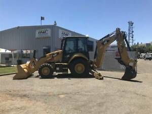 2015 Caterpillar 420f2 Backhoe Loader Cat 420 F2 Only 115 Original Hours L k