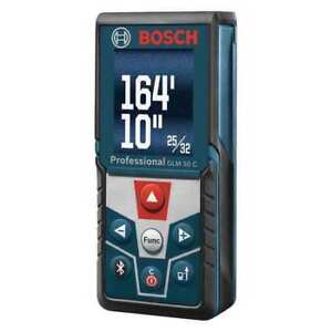 Laser Distance Meter indoor 165 Ft Bosch Blaze Glm 50 C