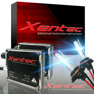 Xentec Hid Kit Xenon Light 9006 H11 880 For 1999 2015 Chevrolet Silverado 1500