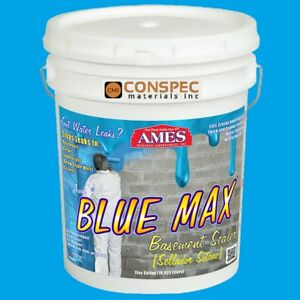 Ames Blue Max Waterproofing Liquid Rubber Trowel Grade Bmx5tg 5 gallon
