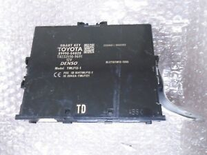 Toyota 89990 04020 Smart Key Denso Tmlf12 1