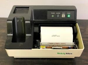 Welch Allyn 71170 Microtymp 2 And 3 Printer Charger For Micro Tymp