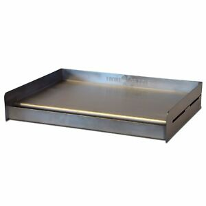 Griddle Gas Grill Flat Top Countertop Heavy Duty Thermal Control Commercial New