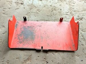 Allis Chalmers Wd Tractor Rear Platform Step Part Ac Wd45