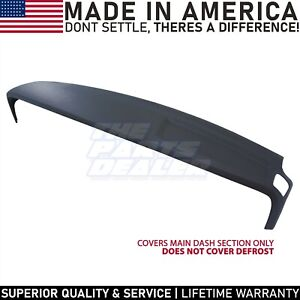 2002 2003 2004 2005 Dodge Ram Navy Blue Front Dash Cover Skin Cap Overlay