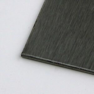 0 125 Aluminum Sheet 7075 T6 Bare Pvc 1 Side 12 Inches X 24 Inches