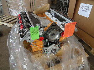 Reman Challenger Charger Grand Cherokee 300 6 1l Hemi Long Block Engine Ass Oem