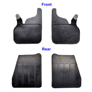 Set Of Front Rear Splash Guard Mud Flaps Fits Toyota Hilux Pickup Truck 1997 Ted