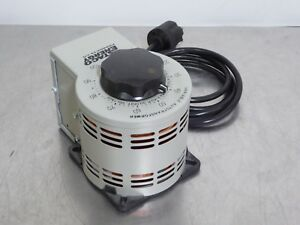 T152603 Staco Energy Products Variac Variable Autotransformer 3pn1020b mod