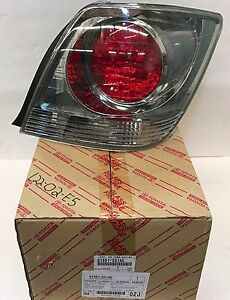 Lexus Oem Factory Passenger Rear Outer Tail Lamp 2004 2005 Is300 Sportcross