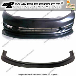 For 2012 Honda Civic Sedan 4dr Mda Style Front Bumper Lip Chin Splitter Kit