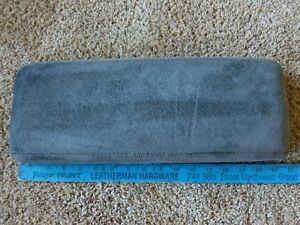 1995 2002 Gmc Sonoma Jimmy S10 Blazer 60 40 Console Armrest Lid Gray repaired