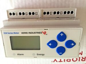 Veris Industries E50h2 Energy Meter With Btl certified Bacnet Ms tp Serial Comm