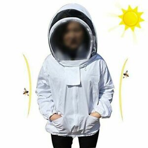 Bee Proof Suits Bee Jacket And Veil Bee Keeper s Suit White