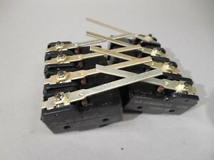 Lot Of 8 Honeywell Micro Switch Bz 2rw899 a2 Snap Action Switches