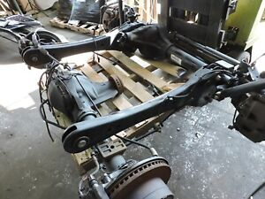 2015 Ford F250 F350 Dana 60 Front Rear Axle 3 55 Ratio Only 7 000 Miles