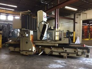 Youil Ygs 3010 Double Column Bridge Type Cnc Surface Grinder 1999