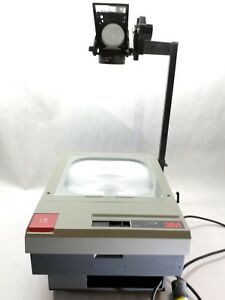 3m 920 Dual Bulb Overhead Projector Model Tested Working