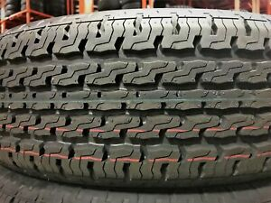 Premium Cargo Max St205 75r15 D 8 Ply Steel Belted Radial Trailer Tire