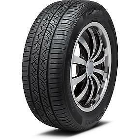 Continental Truecontact Tour 215 55r17 94t Bsw 4 Tires
