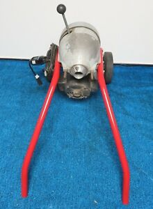 Ridgid K 1500b Drain Sewer Auger Snake Cleaner Machine