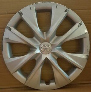 2014 2018 Toyota Corolla 15 Hubcap Wheelcover Factory Original Oem 20ds
