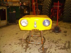 Case Tractor Hood From A 530ck Case O Matic Tractor