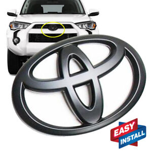 Toyota Front Grille Emblem For 15 18 Toyota Tacoma 07 18 Toyota Tundra Badge