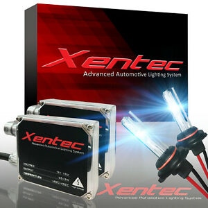 Xentec 55w Hid Kit Xenon Light Car Headlight Fog Light System Bulbs Balllasts