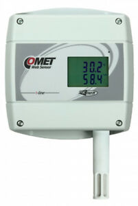 Comet T3610 Web Sensor With Poe Temperature Humidity