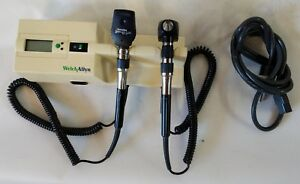 Welch Allyn 767 Wall Transformer Otoscope Ophthalmoscope 11720 Welchallyn