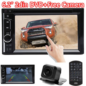For Toyota 4runner Tundra Yaris Car Dvd Radio Stereo Touch Screen 6 2 2 Din Cam
